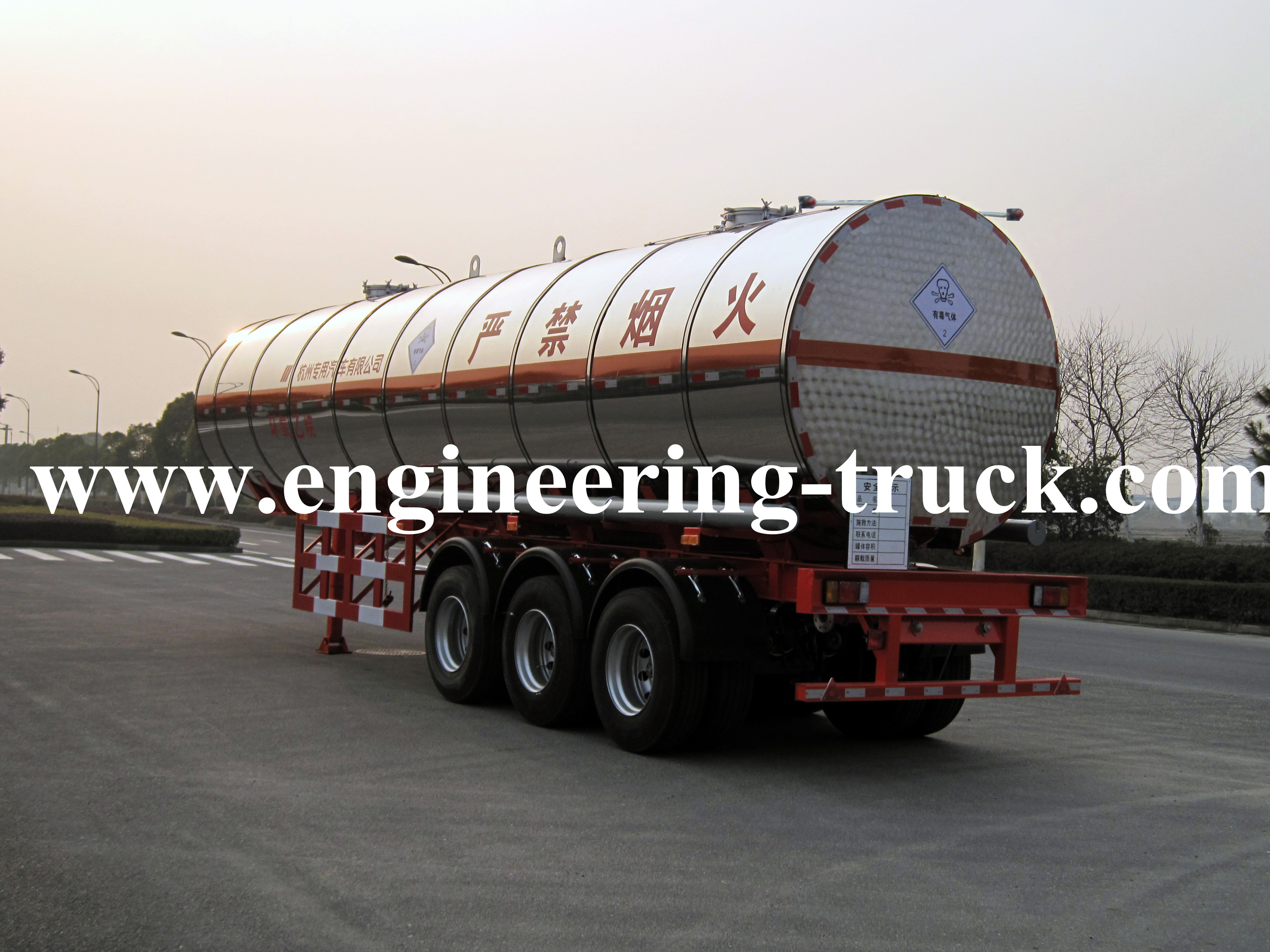 gas and liquid Goods transportation