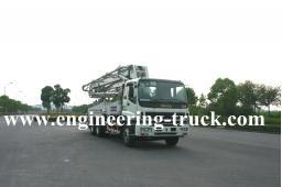 ISUZU Truck-mounted Concrete Pump 37m