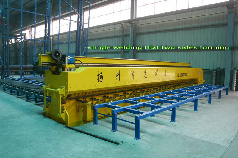 Automatic welding machine(8m)
