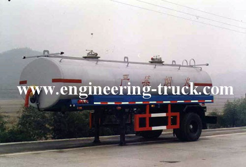 Oil Tanker Semi trailer