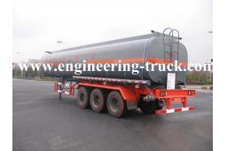 Liquid Tank Semi trailer for sale maufacturer
