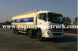 Bulk Cement Tank Transportation