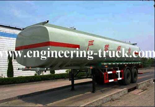 Semi truck and trailer for sale