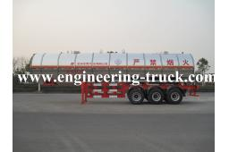 36.8m3 Liquefied Petroleum Gas Tank Semi-trailer for Ethylene oxide