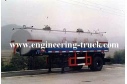 Oil Tanker Semi trailer
