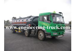 16m3 Chemical Liquid Tank Truck for Isobutanol