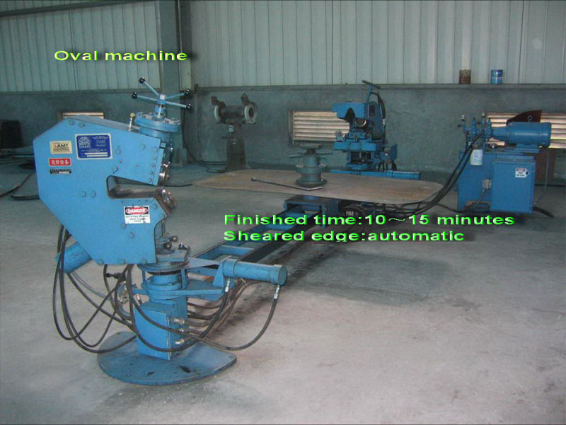 Numerical control heading machine
