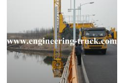 VOLVO chassis performance Girder Bridge Inspection Van