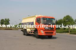 Bulk Dry-mixed Powder Mortar Tank Truck
