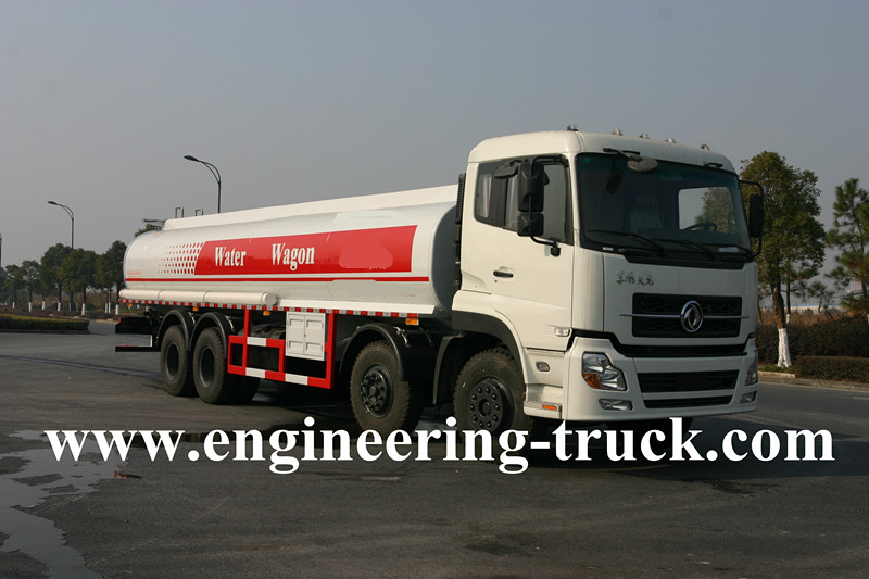 24.5 m3 Oil Tank Truck