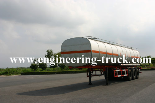 Oil Tank semi trailer equipment for storage