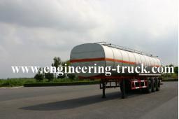 Oil Tank semi trailer equipment for storage