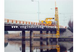 Bridge inspection truck